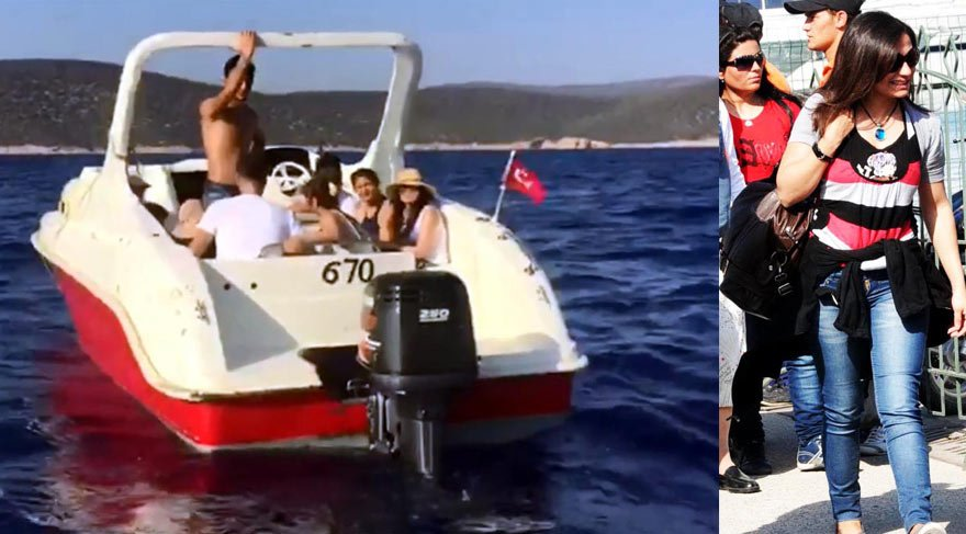 Sürat teknesinde 15 Suriyeli kaçak yakalandı