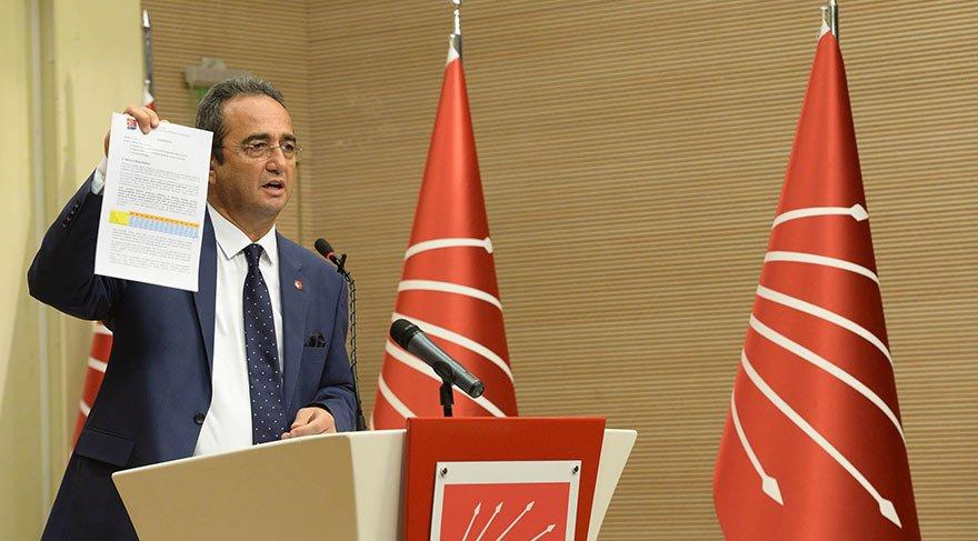 CHP Sözcüsü'nden AKP Sözcüsü'ne '138. Madde' yanıtı