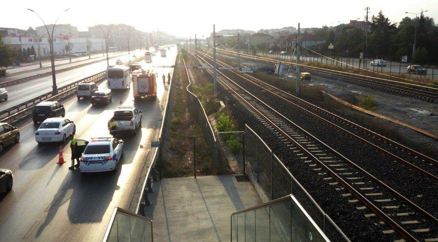 Ankara- İzmit arasındaki tüm tren seferleri durduruldu