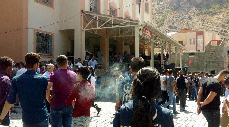 PKK şantiye bastı: 3 işçi şehit oldu