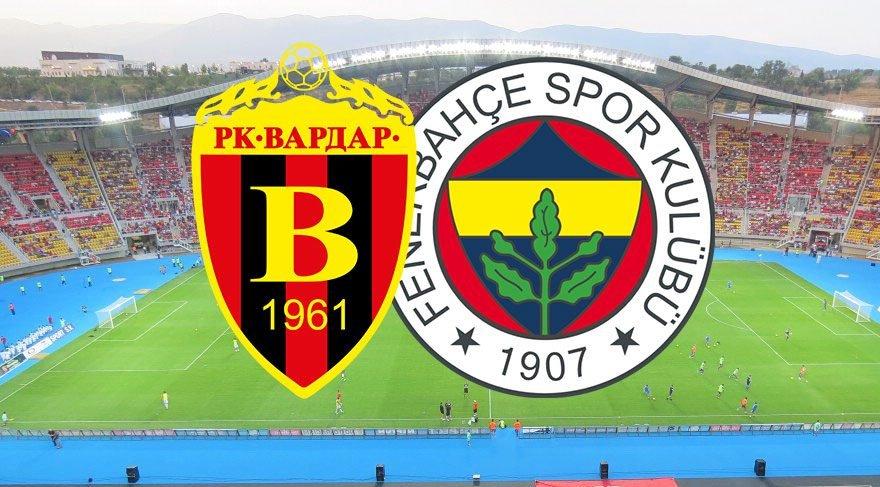 Fenerbahçe Vardar maçı saat kaçta, hangi kanalda, şifresiz mi? Dev mücadele başlıyor… (FB maçı ne zaman)