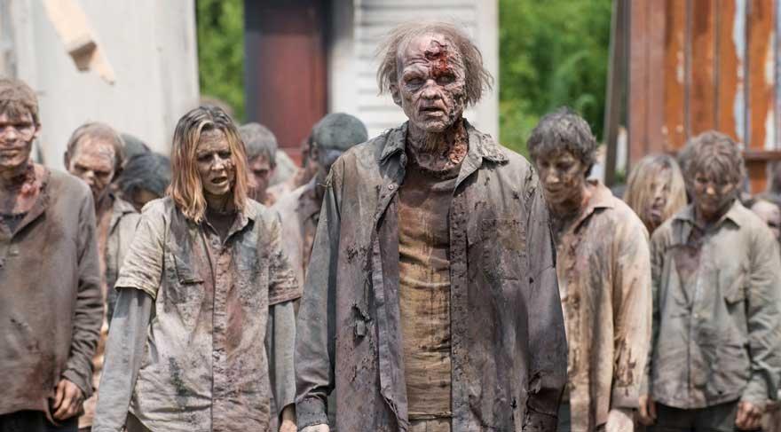 The Walking Dead'in kitabı çıkıyor