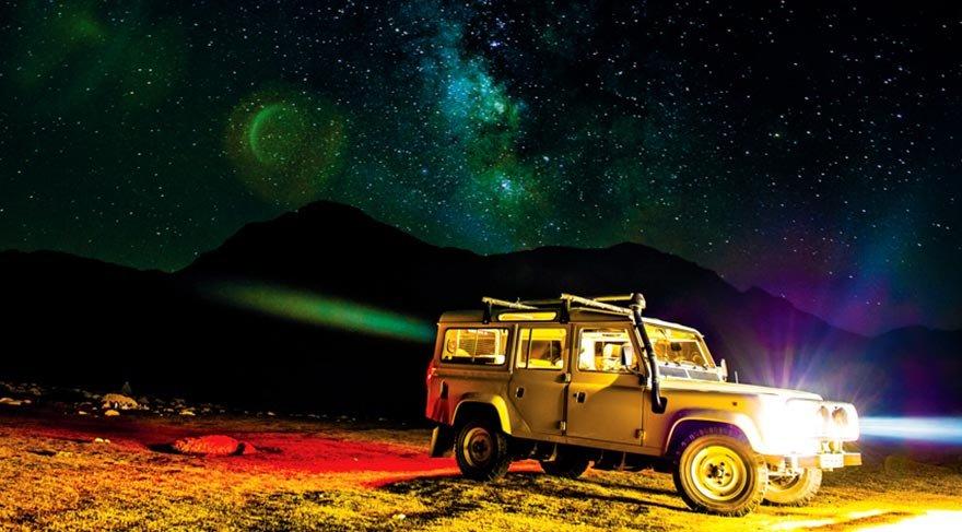 Yıldızlı gece fotoğrafı nasıl çekilir?