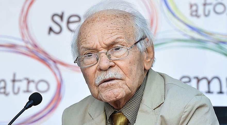 Yazar Muzaffer İzgü hastaneye kaldırıldı!