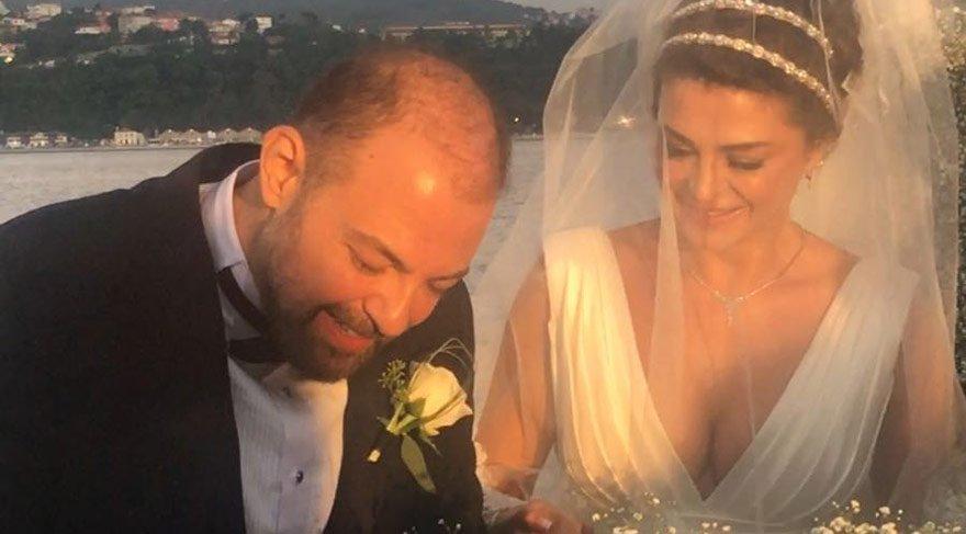 Zeynep Aydemir'e görkemli düğün