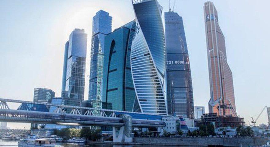 Rönesans Holding'e Rusya'da baskın