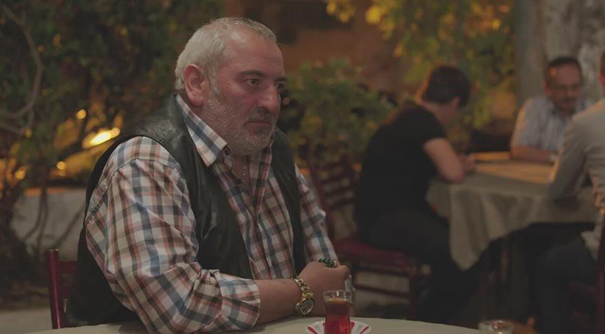 Oyuncu Abidin Yerebakan, verdiği kilolarla bambaşka birine dönüştü