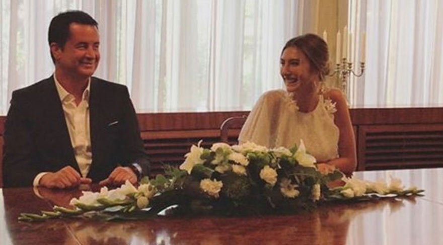 İşte tanışma hikayeleri! Şeyma Subaşı ve Acun Ilıcalı Marsilya'da evlendi! İşte ilk fotoğraflar