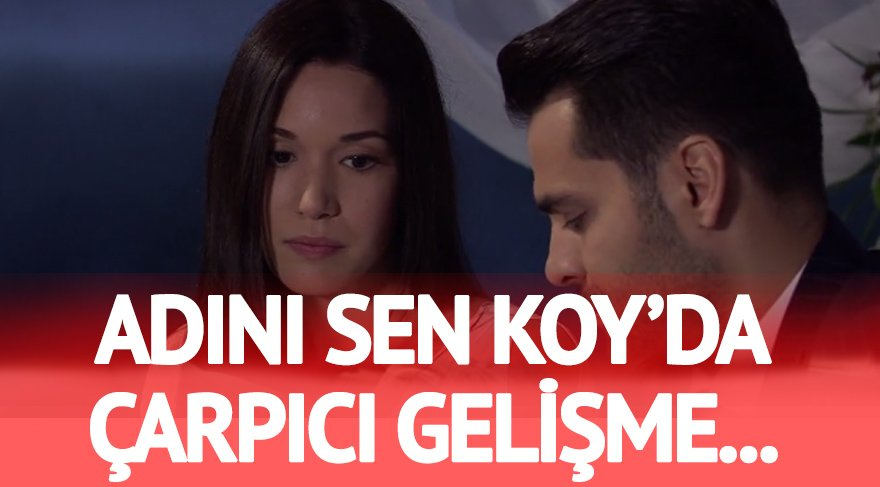 Adını Sen Koy oyuncuları kimler? Adını Sen Koy'da Erkan Meriç ve Hazal Subaşı…