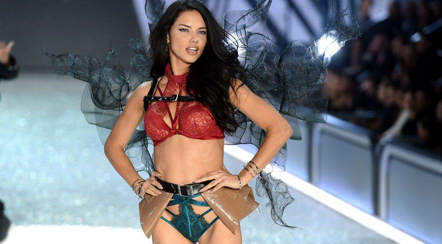 Adriana Lima'dan emeklilik açıklaması