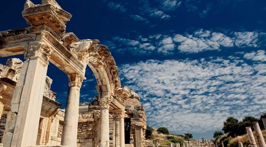 Türkiye'nin antik kentlerini tek bir sitede topladı