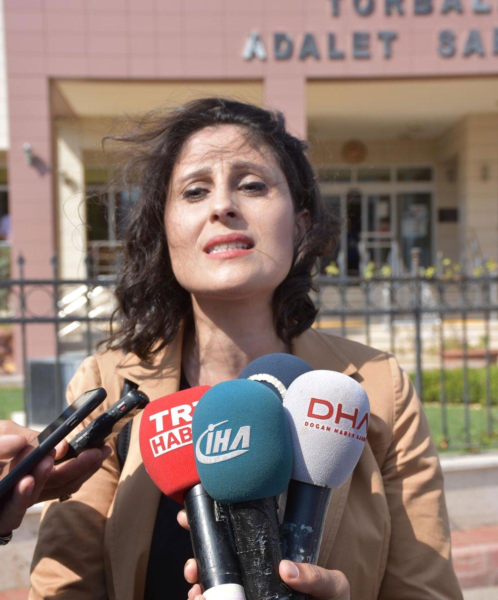 Özçelik ailesinin avukatı Burcu Ece Güler