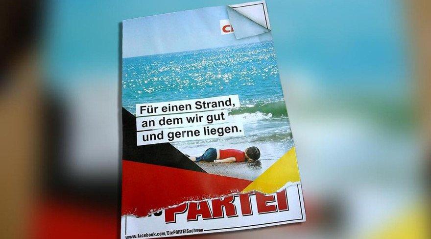 Almanya, seçim öncesinde adeta insanlıktan çıktı