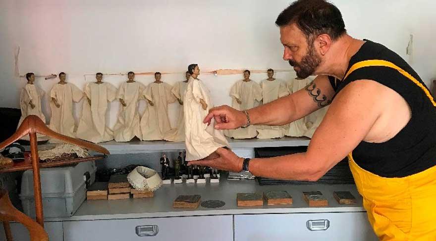 Balkan Naci İslimyeli'nin 45 yıllık sanat serüveni 'Hatırla'nacak