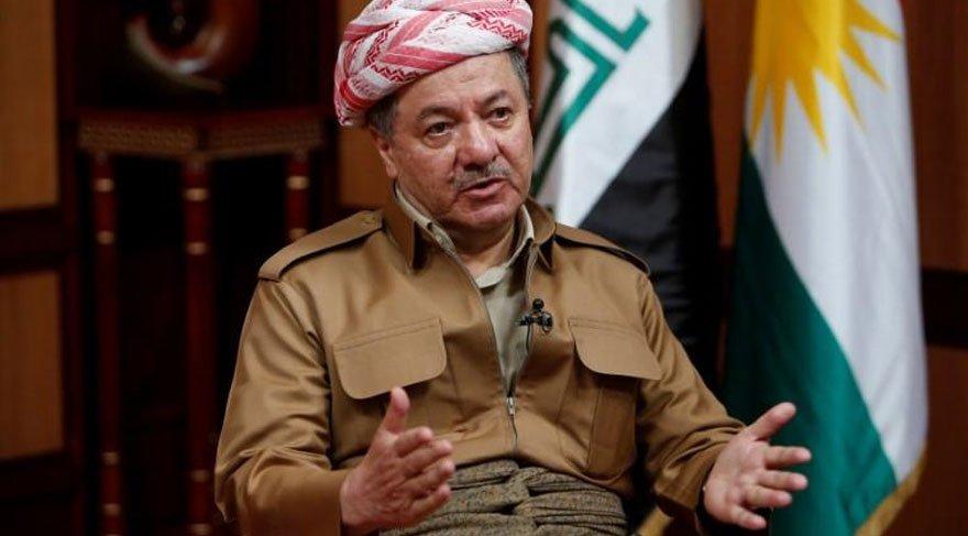 FOTO:Reuters - Barzani, 'Kürdistan'ı kurmakta kararlı...