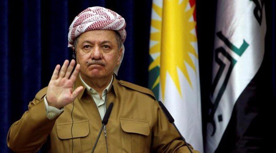 Barzani'den küstah referandum açıklaması