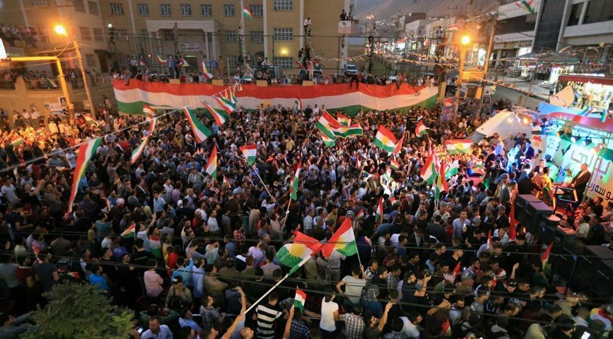 Barzani'nin partisinin üst düzey ismi: Cumhurbaşkanı Erdoğan'dan beklentimiz büyük