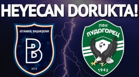 Başakşehir Ludogarets maçı hangi kanalda? Başakşehir maçı saat kaçta? UEFA Avrupa Ligi'nde tarihi maç!