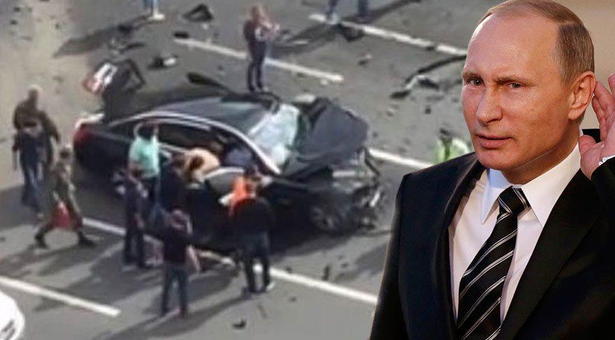 Moskova'da 10 bin kişi tahliye edildi