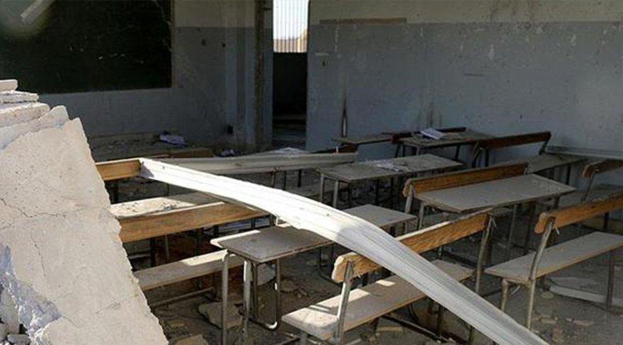 IŞİD okula patlayıcı yerleştirdi: 15 ölü, 23 yaralı