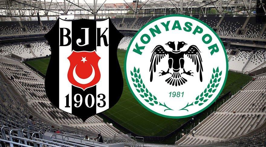 Beşiktaş Konyaspor maç özeti ve golleri izle! O nasıl gol Quaresma! BJK Avrupadan sonra Süper Lig'de de kazandı