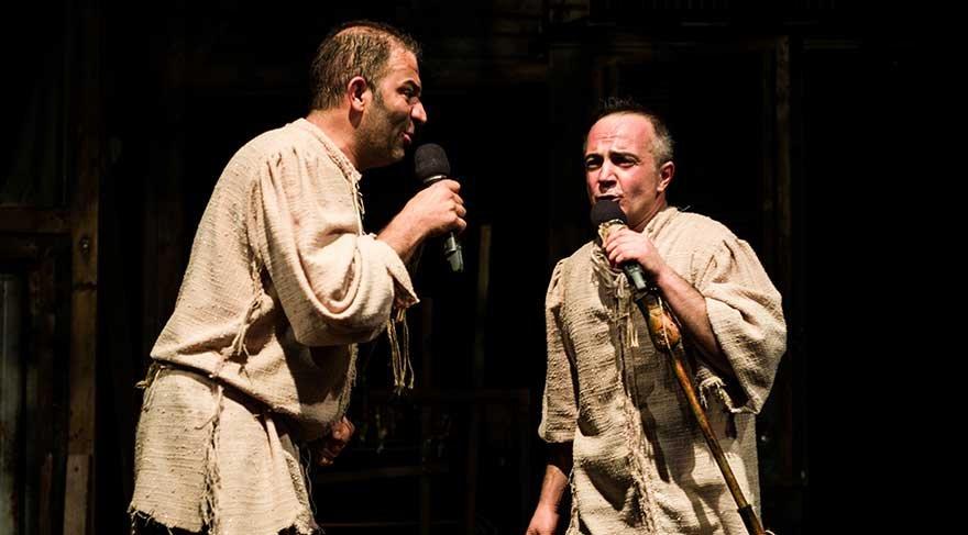 Baba Sahne yeni sezonu Bir Baba Hamlet ile açıyor