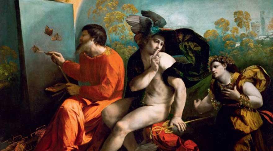 'Bu Resim Ne Anlatıyor? Mitoloji' okurlarla buluştu