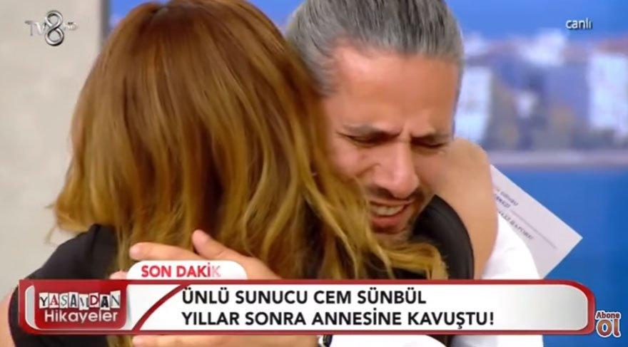Cem Sünbül 42 yıl sonra annesini buldu! (Cem Sünbül kimdir, kaç yaşında?)