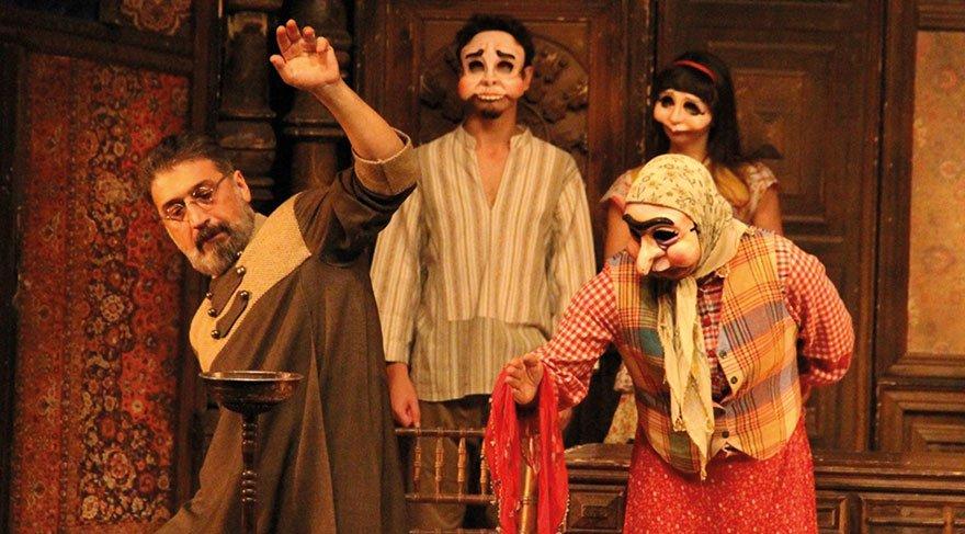 MOİ Sahne'de bu hafta sonu tiyatro oyunları