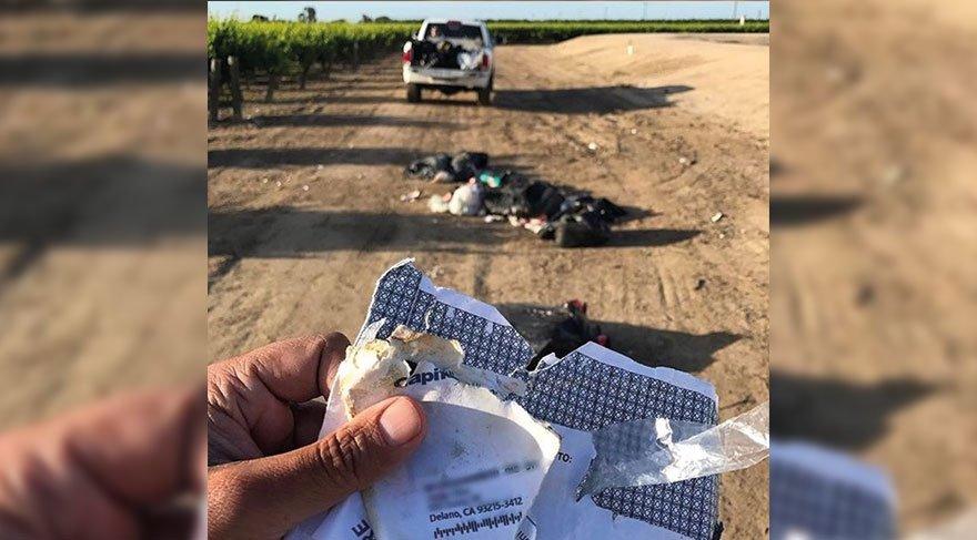 Tarlasının ortasına çöp döküldüğünü gören çiftçi bakın nasıl intikam aldı?