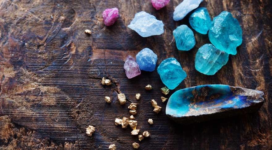 Burçlar ve değerli taşları