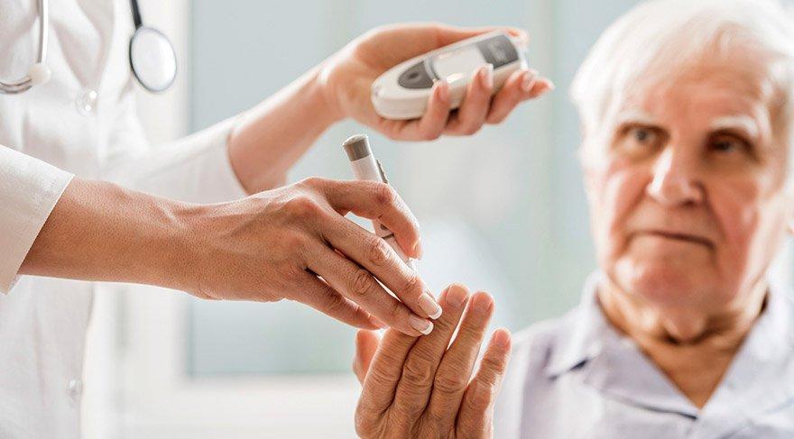 Diyabetlileri tehdit eden hastalık