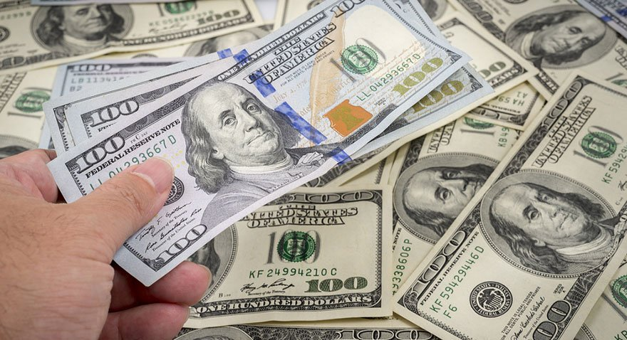 Dolar ne kadar oldu? Yeni haftanın ilk rakamları... 25.09.2017