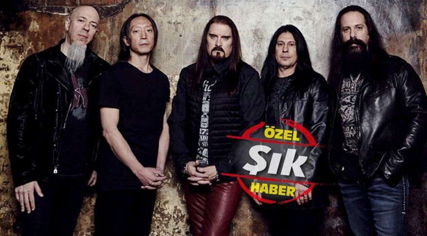 Progresif rock efsanesi Dream Theater yola çıktı!