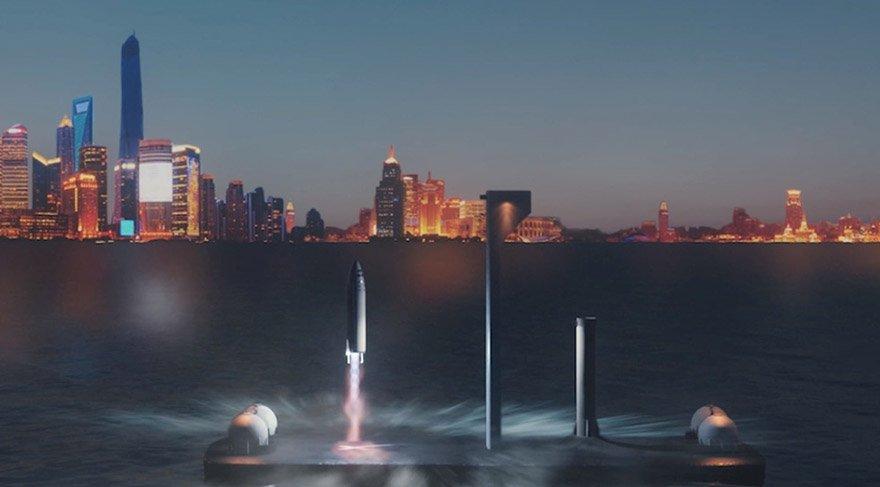 Elon Musk dünyadaki mesafeleri 'roketle' kısaltacak