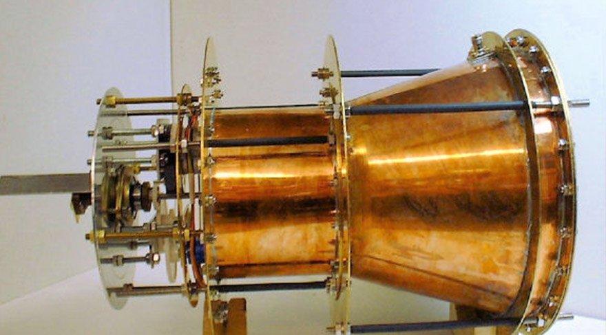 Çin fizik kurallarına aykırı motor üretti