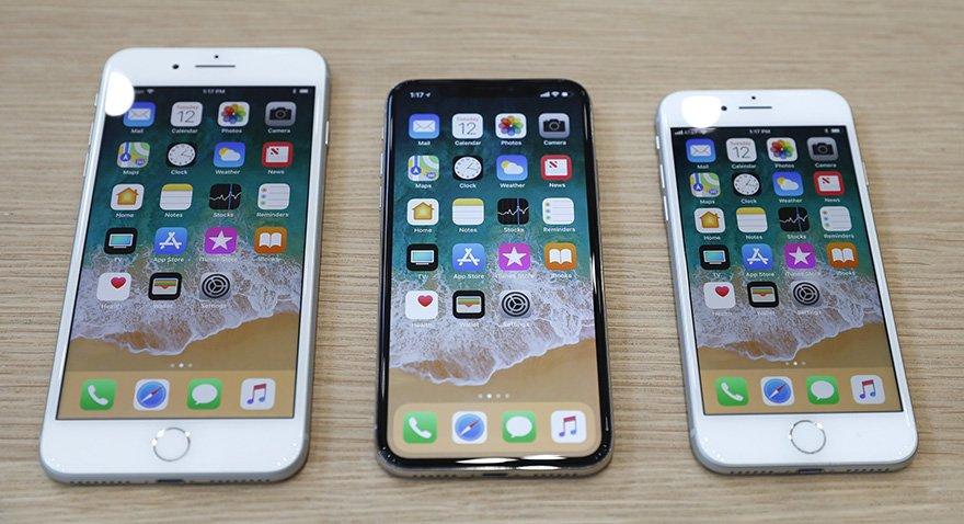 Son dakika… Yeni iPhone 8 ne kadar? iPhone 8 ve iPhone X'in Türkiye fiyatı belli oldu