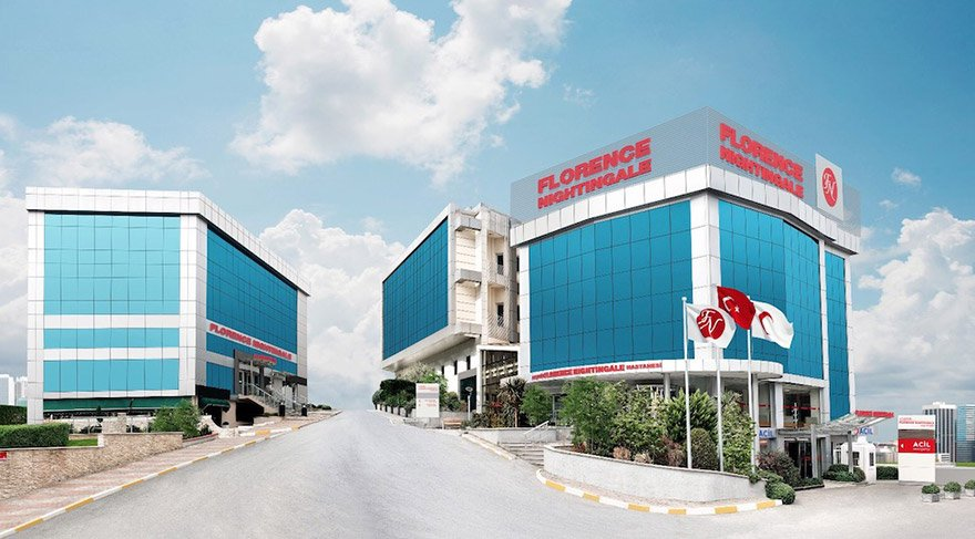Florence Nightingale Hastanesi Ataşehir'de