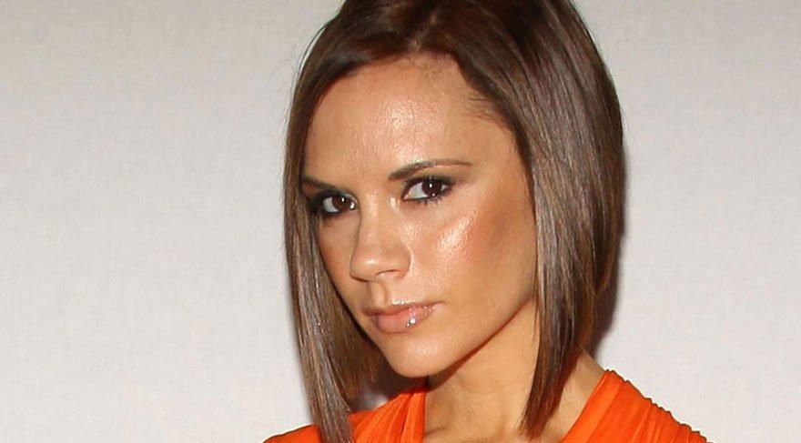 Victoria Beckham'ın yüzü gülmüyor