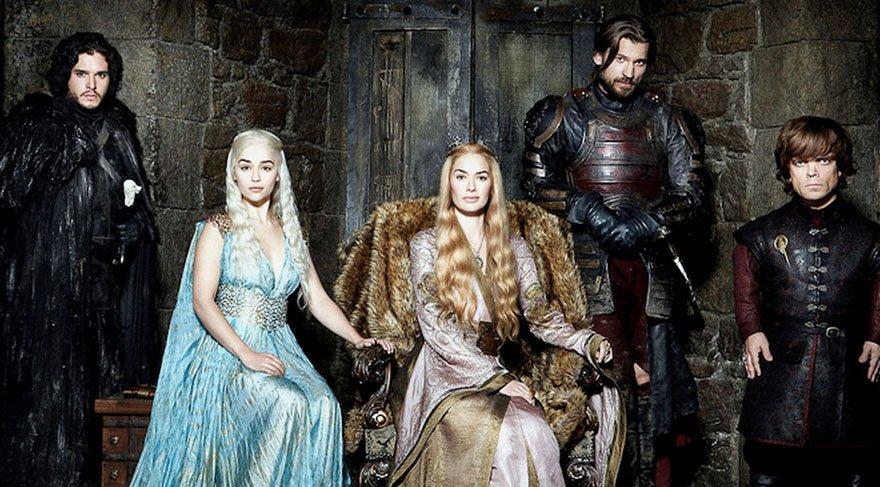 Game of Thrones'un yıldız isimleri Kit Harington ve Rose Leslie nişanlandı