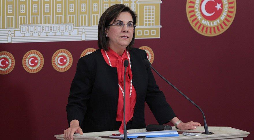 CHP'li Gaye Usluer: Bakan ayrı davetiyeye gerek yok dedi