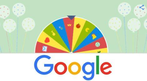 Doğum günün kutlu olsun Google! Doğum günü çarkıfeleği neden doodle oldu?