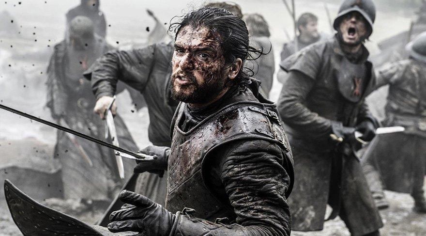 Game of Thrones'un yeni sezonundan haber var!
