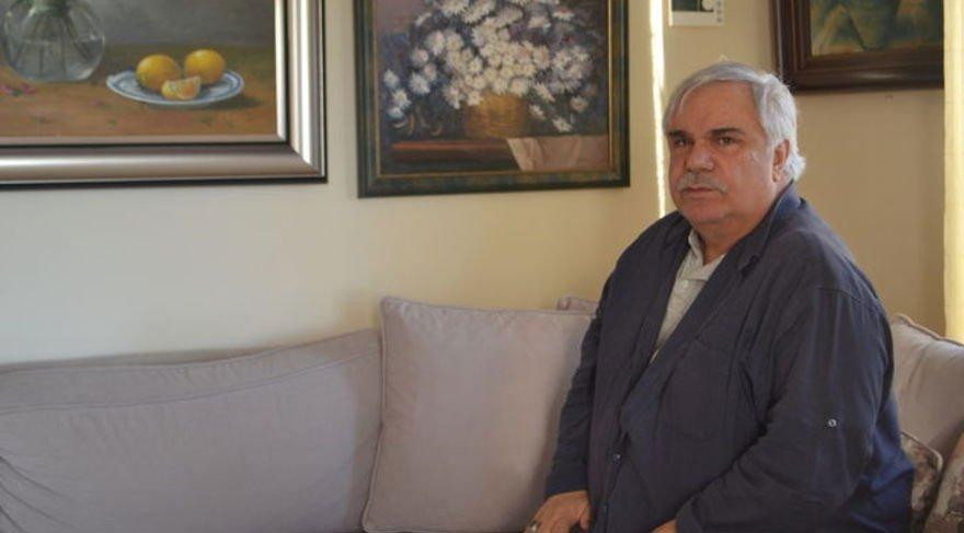 Halil Ergün 'Yürümekte zorluk çekiyorum'