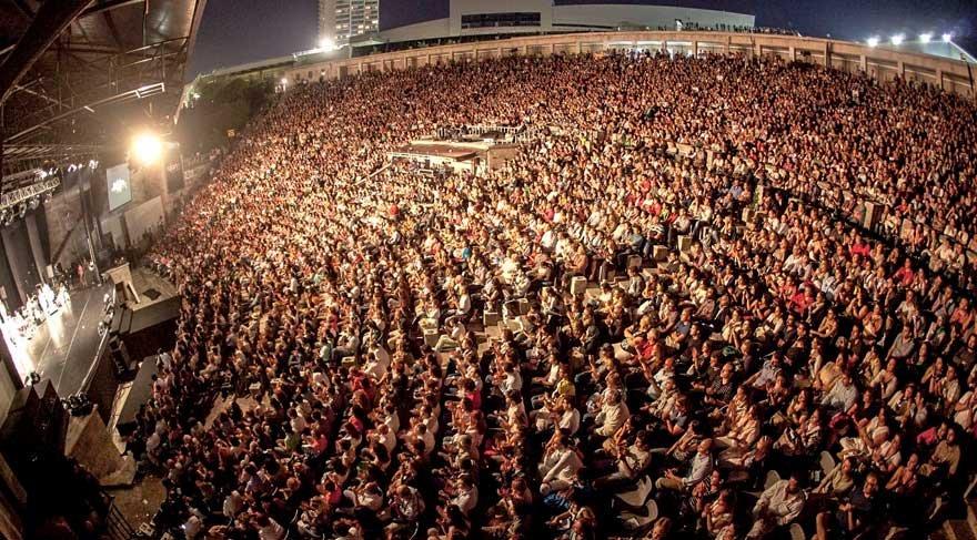 Harbiye'de sonbaharda da müzik yükselecek