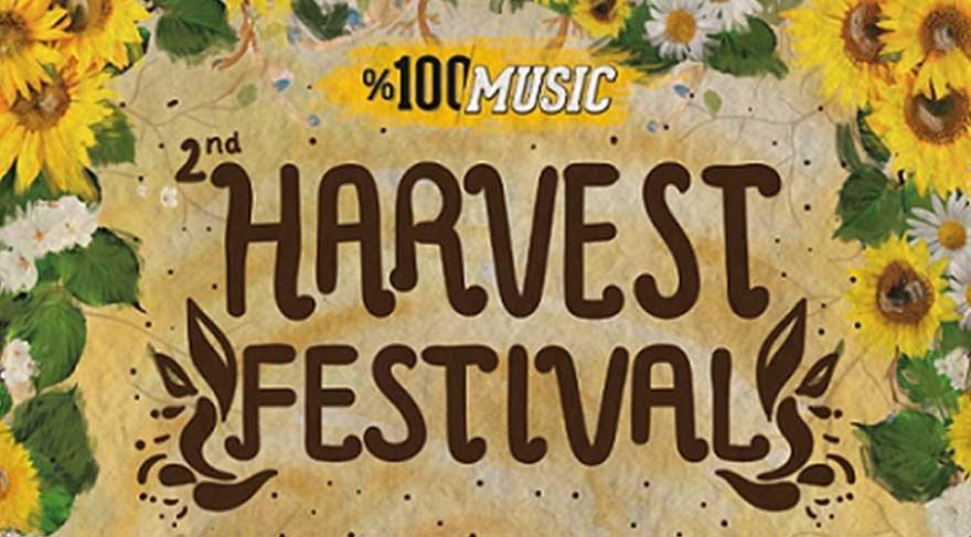 Harvest Festival, alışılmadık bir konseptle düzenlenecek