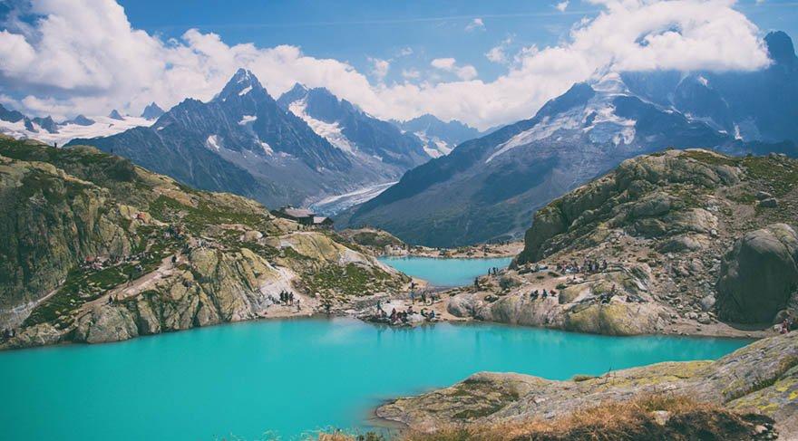 Doğa yürüyüşçülerinin cenneti: Haute-Savoie