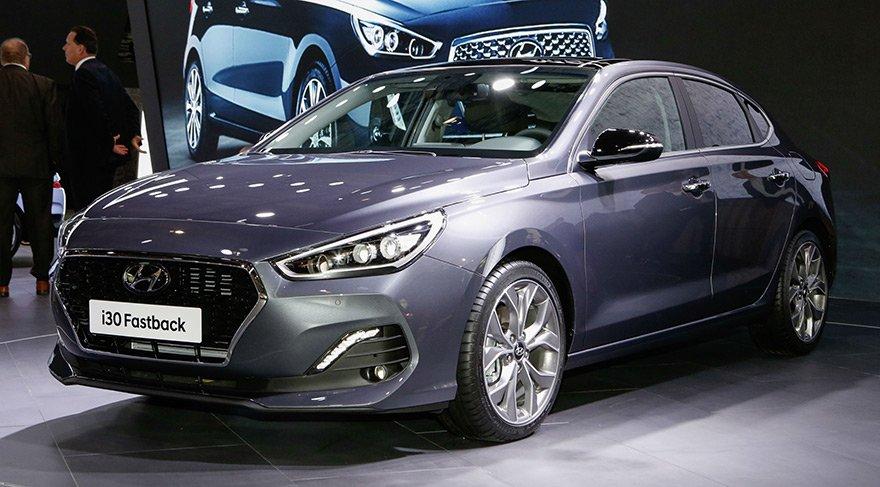 Hyundai'den üç yepyeni: SUV, Sedan ve Hackback