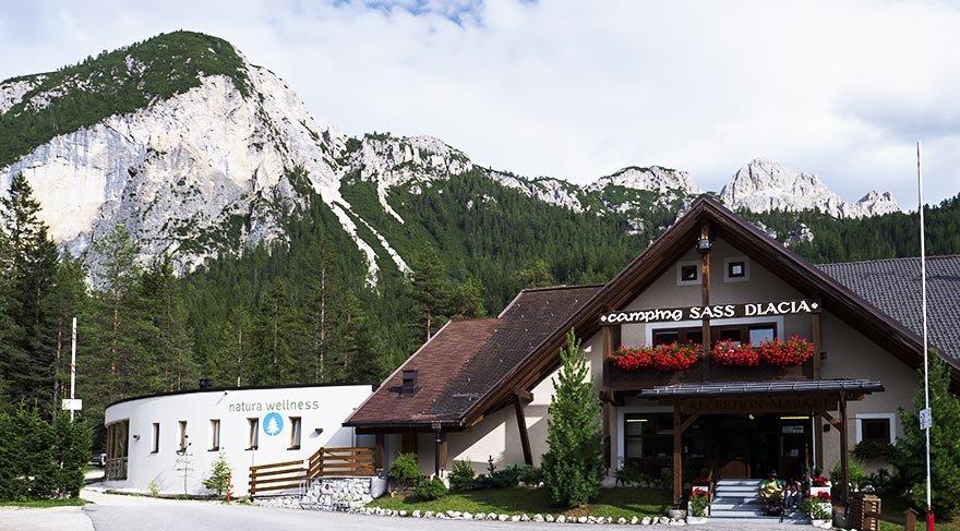 İtalya'nın dünyaca ünlü Cortina D'ampezzo bölgesi