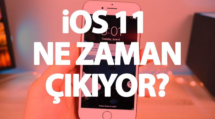 iOS 11 ne zaman çıkıyor? (iOS 11 hangi cihazlara gelecek?) iPhone kullanıcıların müjde!